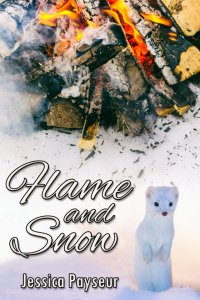 Flame and Snow [Print]