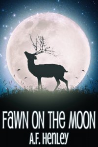 Fawn on the Moon [Print]