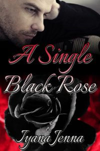 A Single Black Rose