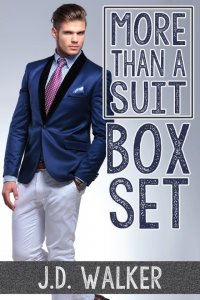 More Than a Suit Box Set
