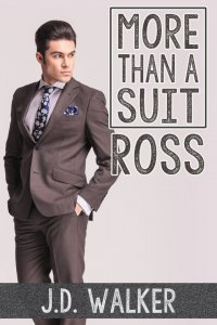 More Than a Suit: Ross