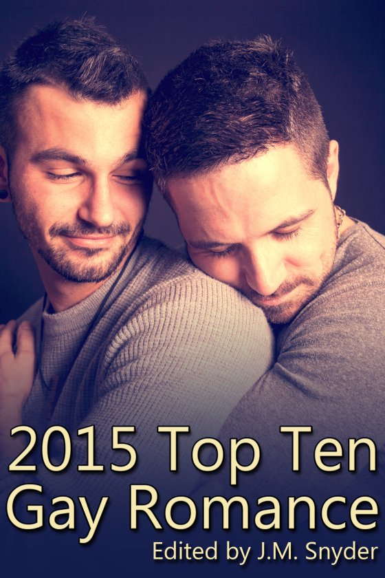 2015 Top Ten Gay Romance