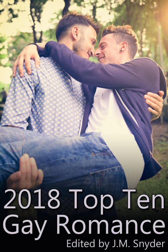 2018 Top Ten Gay Romance [Print]