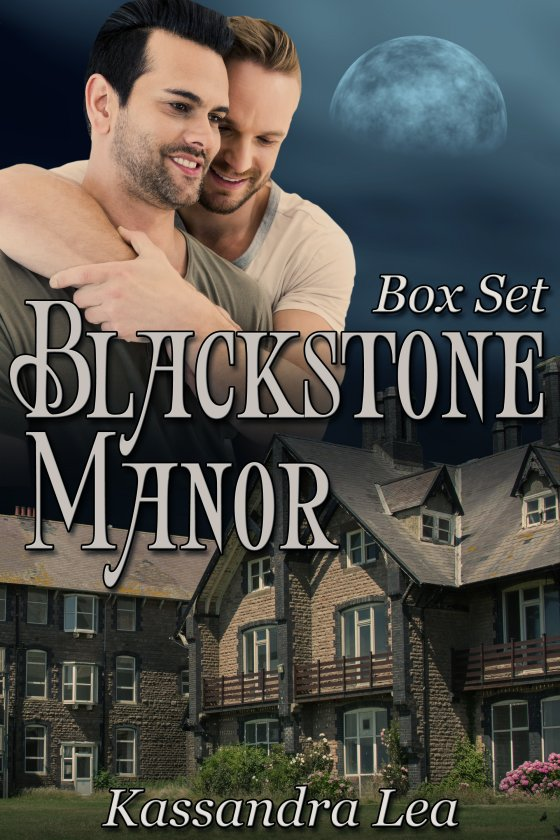 Blackstone Manor Box Set