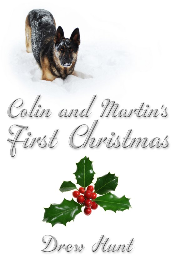 Colin and Martin's First Christmas