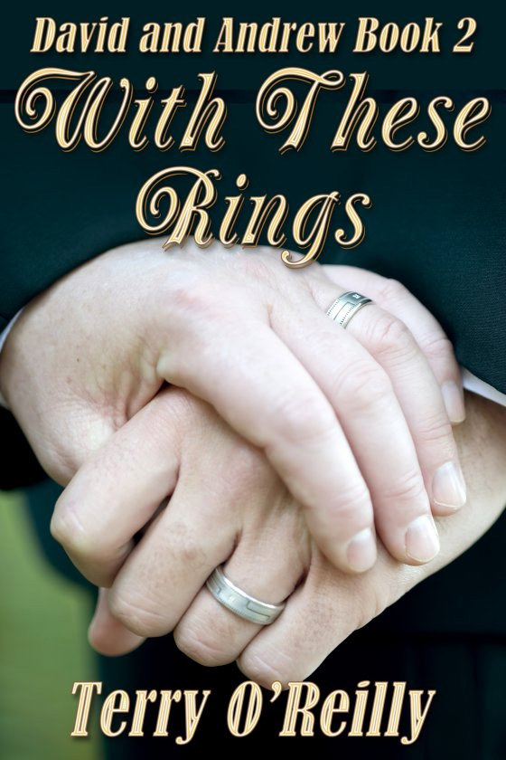 David and Andrew Book 2: With These Rings [Print]