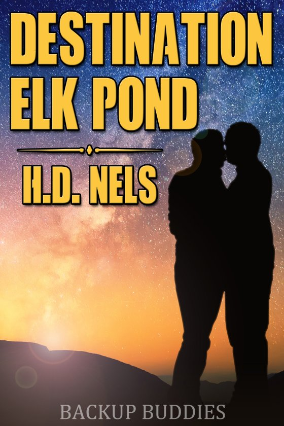 Destination Elk Pond by H.D. Nels