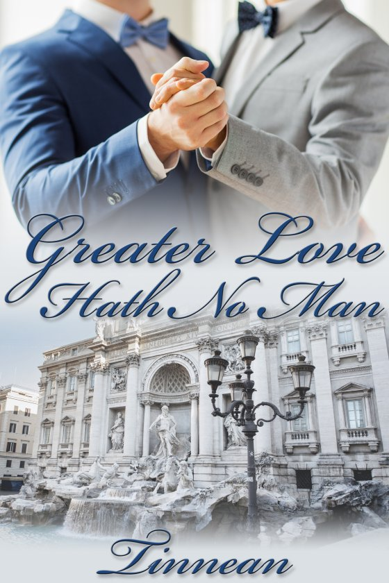 Greater Love Hath No Man [Print]
