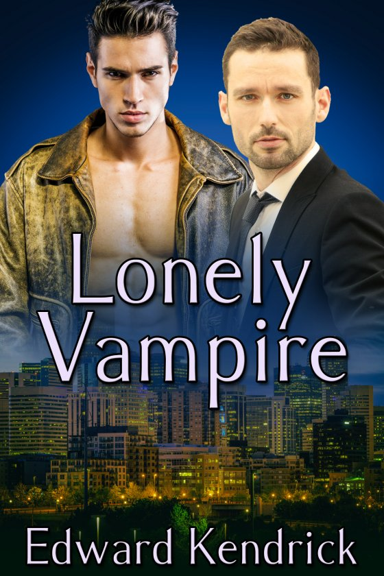 <i>Lonely Vampire</i> By Edward Kendrick