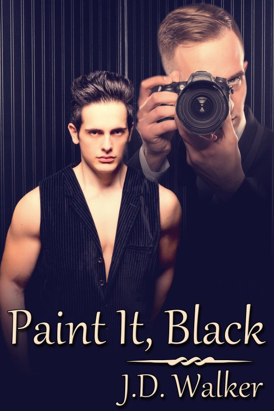 <i>Paint It, Black</i> by J.D. Walker