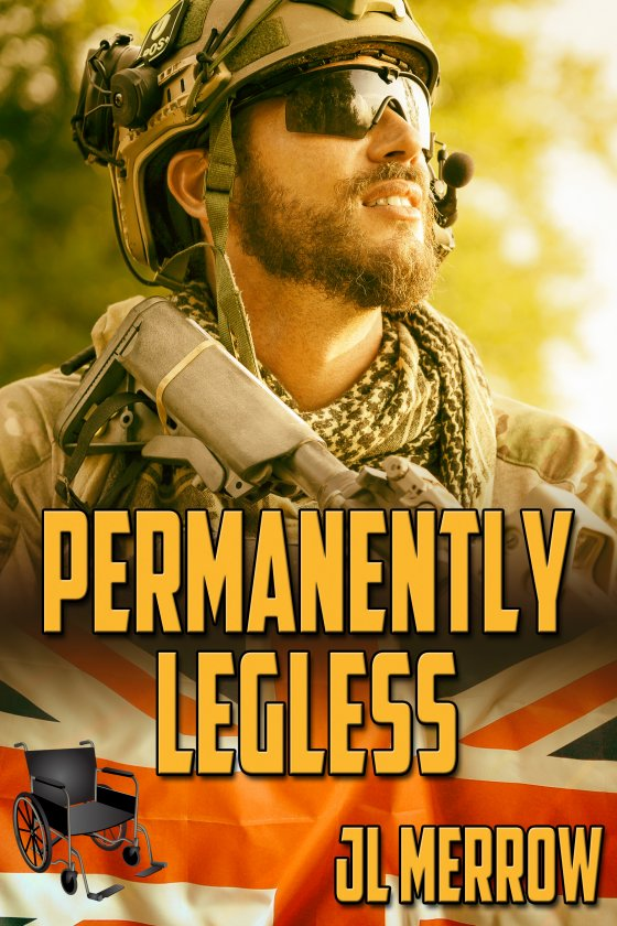 <i>Permanently Legless</i> by JL Merrow