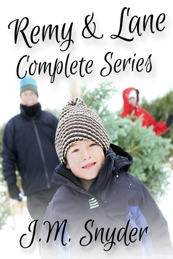 <i>Remy and Lane Complete Series</i> Box Set by J.M. Snyder