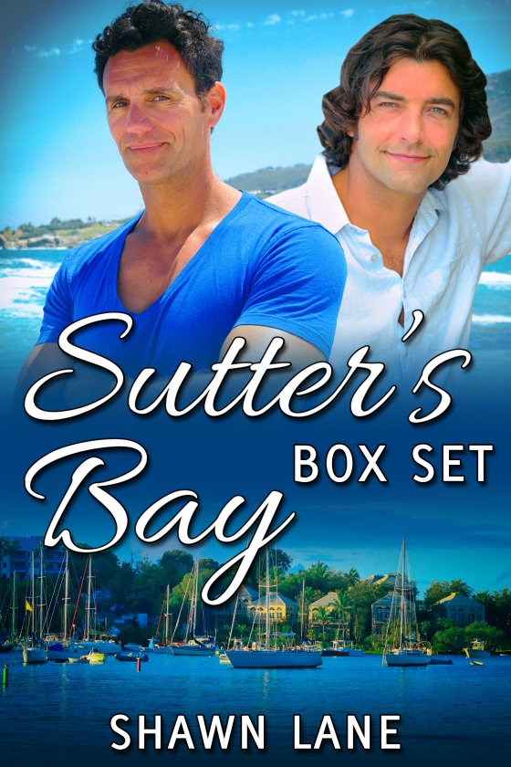 Sutter's Bay Box Set