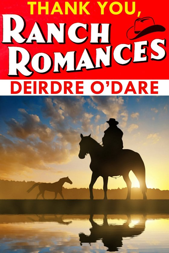Thank You, Ranch Romances