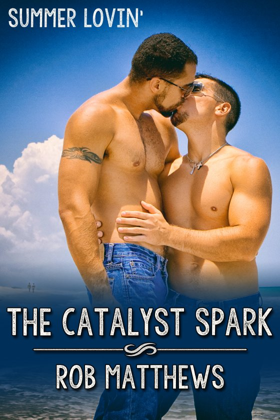 <i>The Catalyst Spark</i> by Rob Matthews
