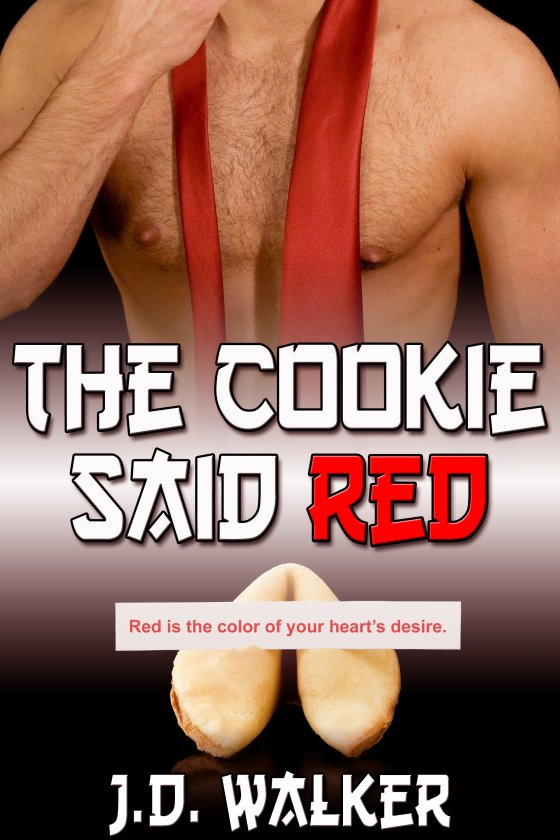 The Cookie Said Red