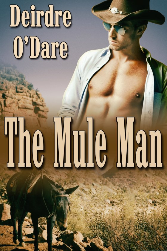 <i>The Mule Man</i> By Deirdre O'Dare