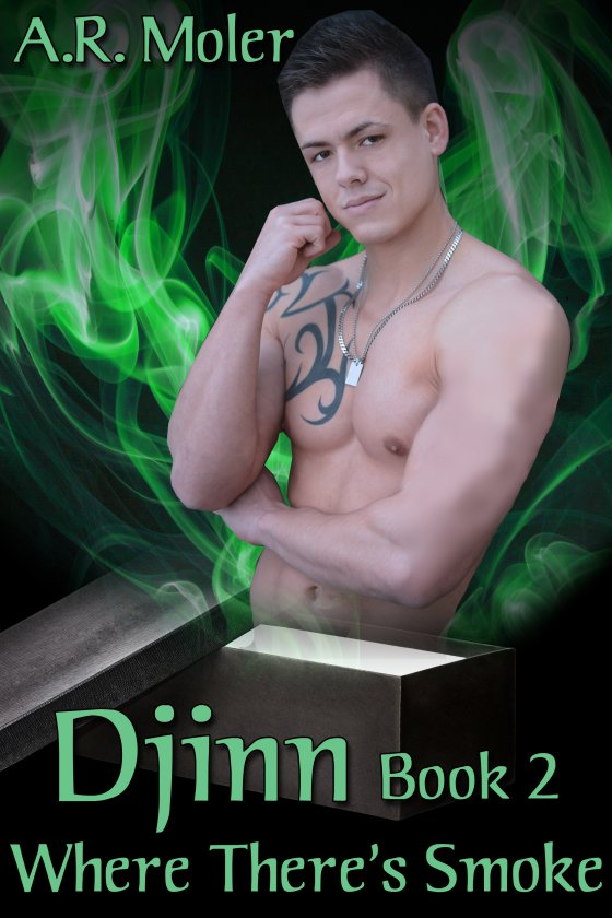 Djinn Book 2: Where There's Smoke
