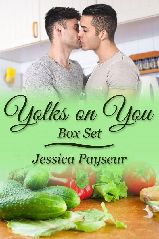 Yolks on You Box Set