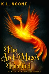 The Arch-Mage's Firebird