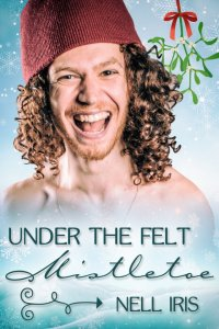 Under the Felt Mistletoe