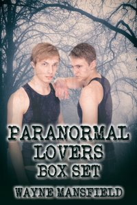 Paranormal Lovers Box Set
