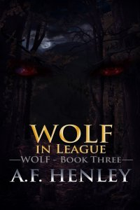 Wolf, in League [Print]