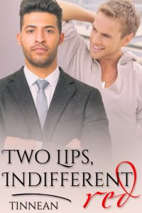 Two Lips, Indifferent Red [Print]