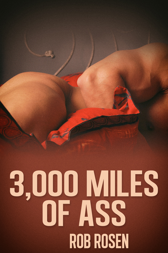 <i>3,000 Miles of Ass</i> by Rob Rosen