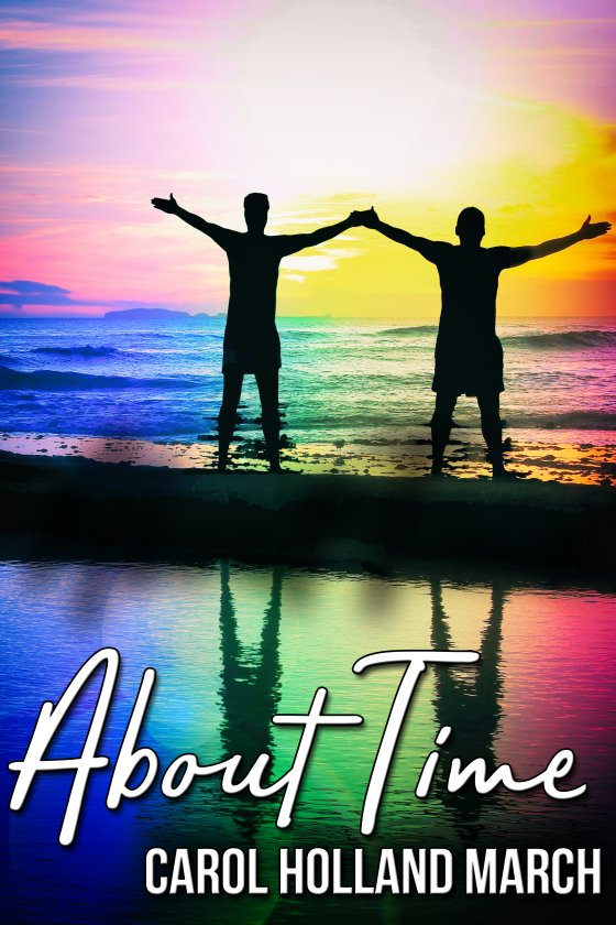 <i>About Time</i> by Carol Holland March