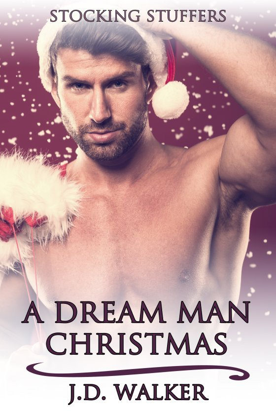A Dream Man Christmas - Click Image to Close