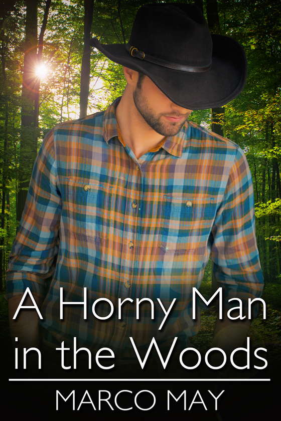 <i>A Horny Man in the Woods</i> by Marco May