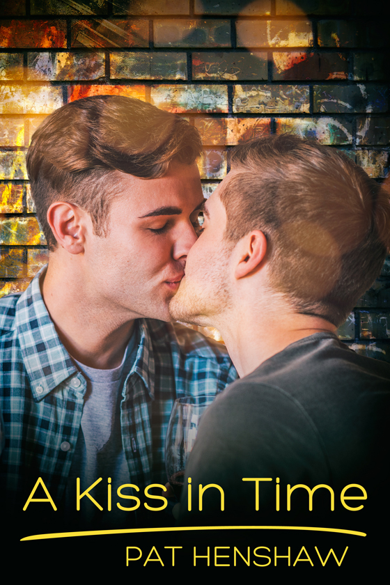 <i>A Kiss in Time</i> by Pat Henshaw