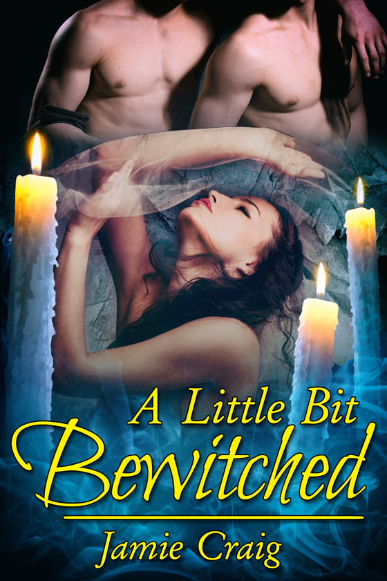 <i>A Little Bit Bewitched</i> by Jamie Craig