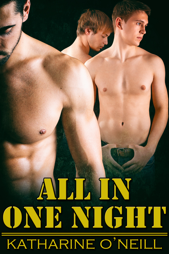 <i>All in One Night</i> by Katharine O'Neill
