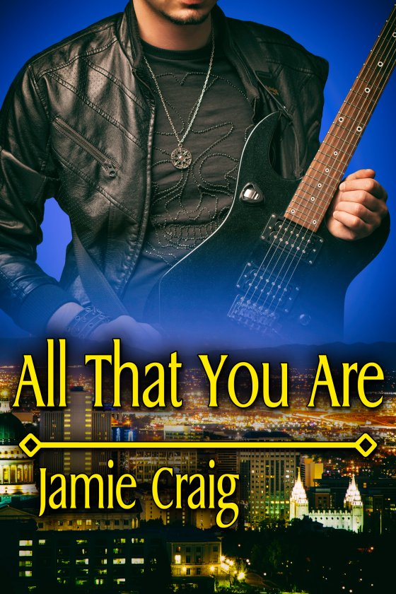 <i>All That You Are</i> by Jamie Craig