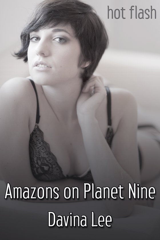 <i>Amazons on Planet Nine</i> by Davina Lee