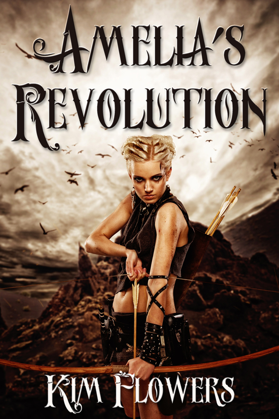 <i>Amelia's Revolution</i> by Kim Flowers