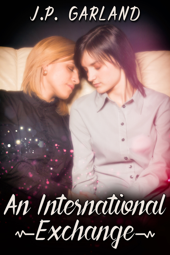 <i>An International Exchange</i> by J.P. Garland