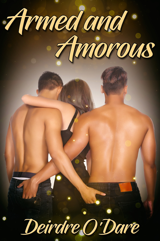 <i>Armed and Amorous</i> by Deirdre O'Dare