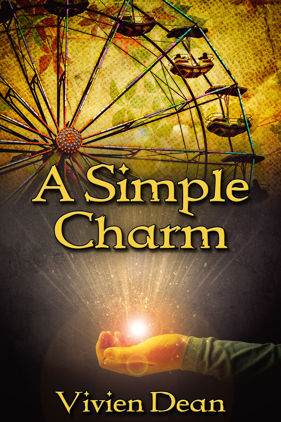 <i>A Simple Charm</i> by Vivien Dean