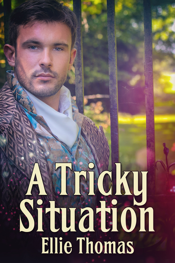 <i>A Tricky Situation</i> by Ellie Thomas