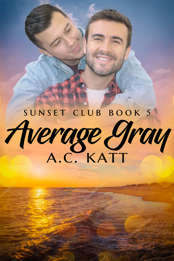 <i>Average Gray</i> by A.C. Katt