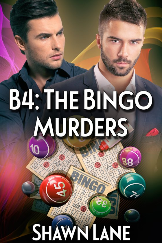 <i>B4: The Bingo Murders</i> by Shawn Lane