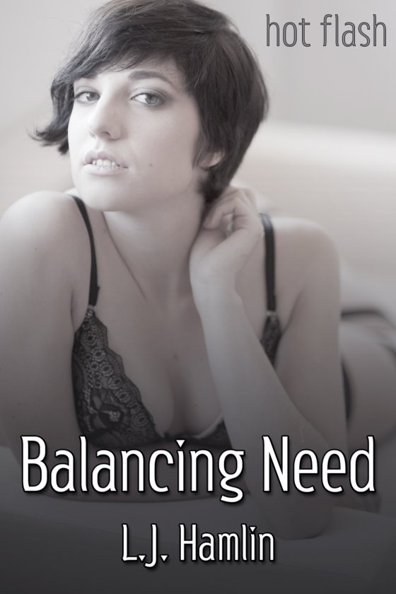 <i>Balancing Need</i> by L.J. Hamlin