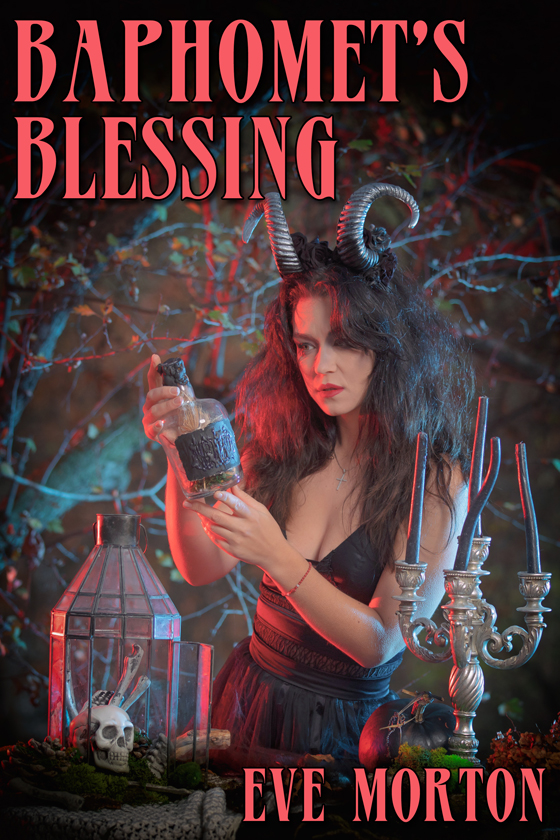 <i>Baphomet's Blessing</i> by Eve Morton