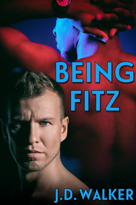 <i>Being Fitz</i> by J.D. Walker