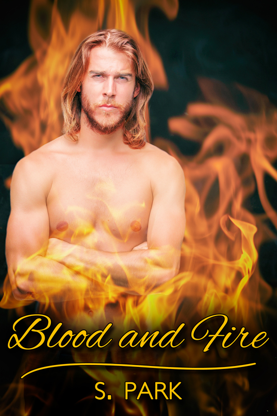<i>Blood and Fire</i> by S. Park