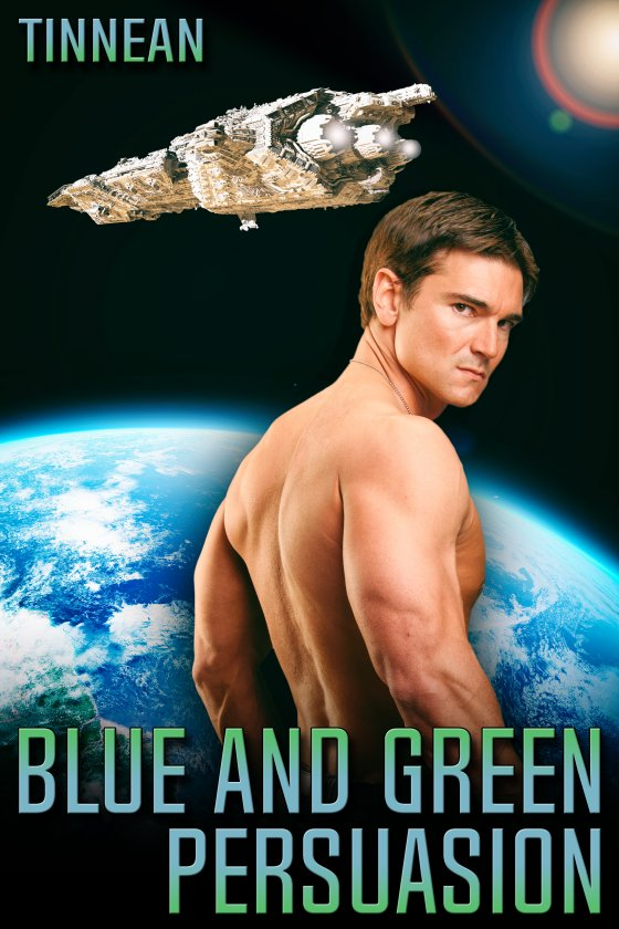 <i>Blue and Green Persuasion</i> by Tinnean