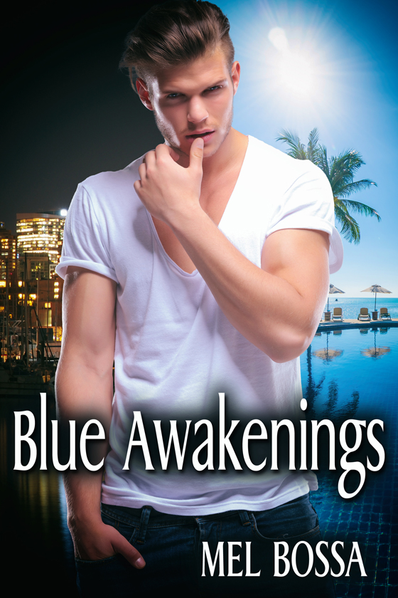<i>Blue Awakenings</i> by Mel Bossa